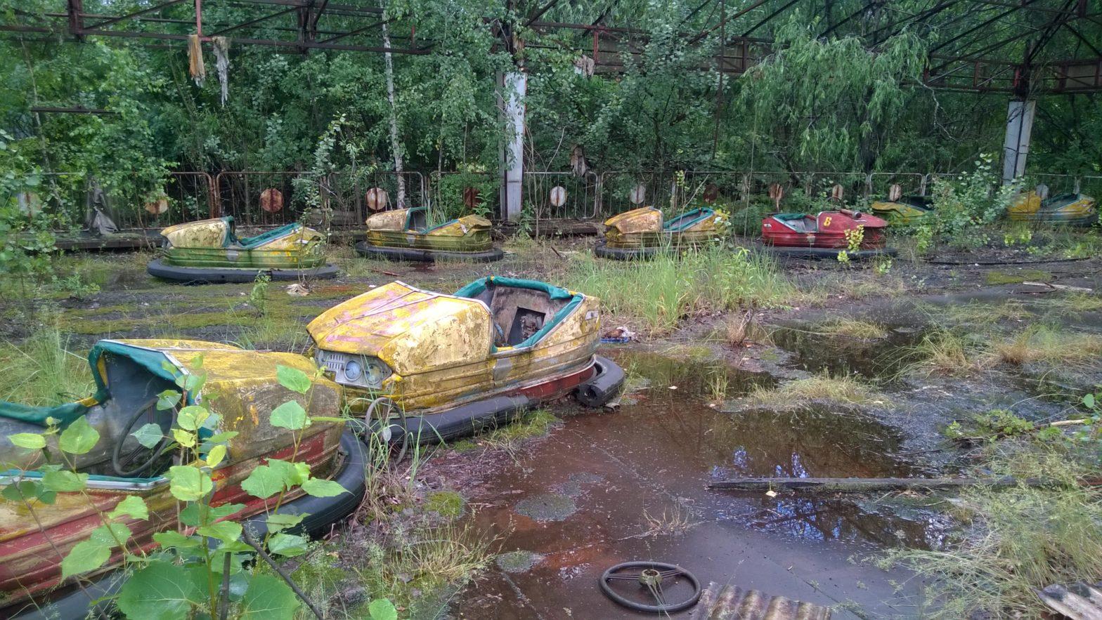 Pripyat 2014